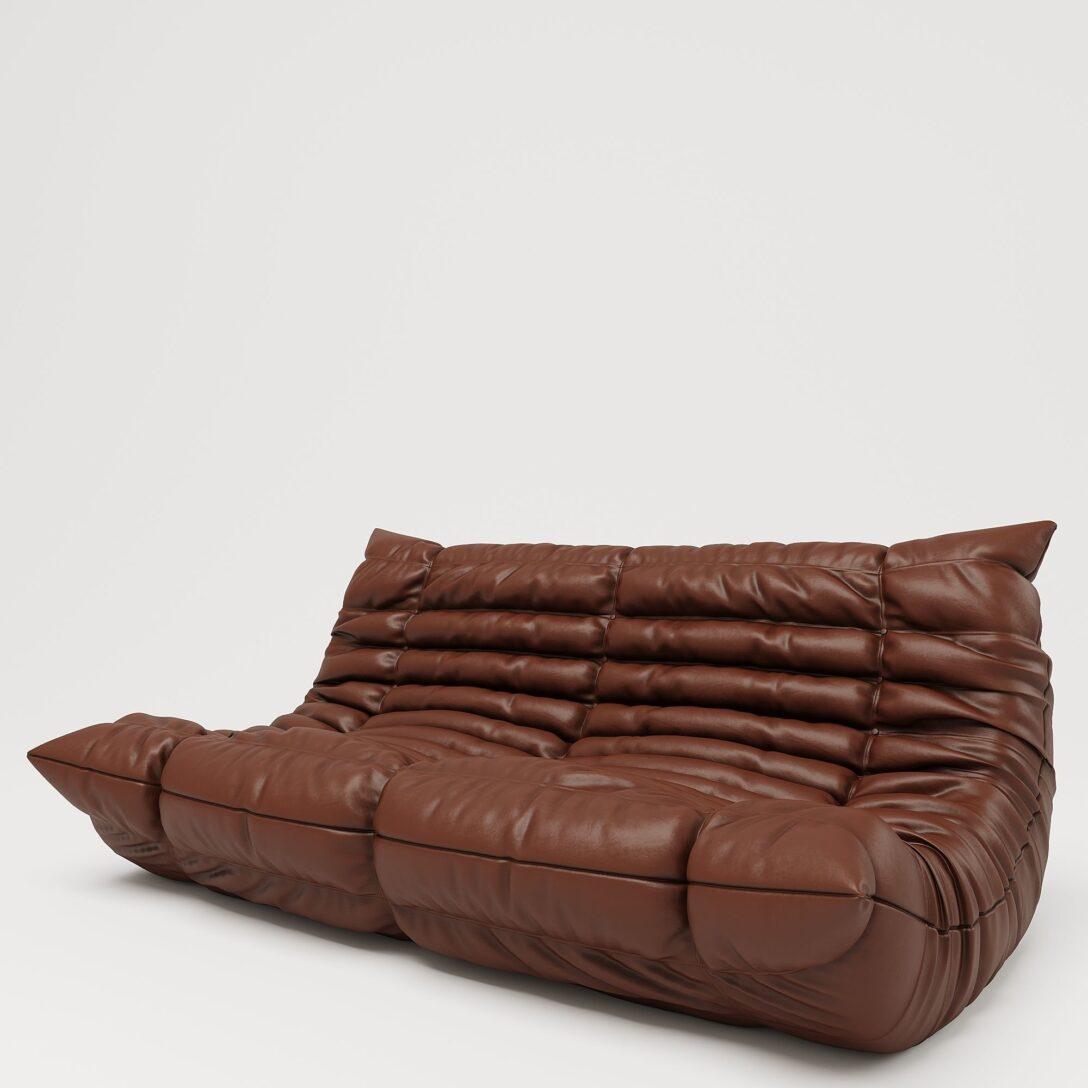 Large Size of Ligne Roset Togo Sofa Reproduction Ebay Uk Sale Dimensions 3d Cgtrader Wohnzimmer Ligne Roset Togo