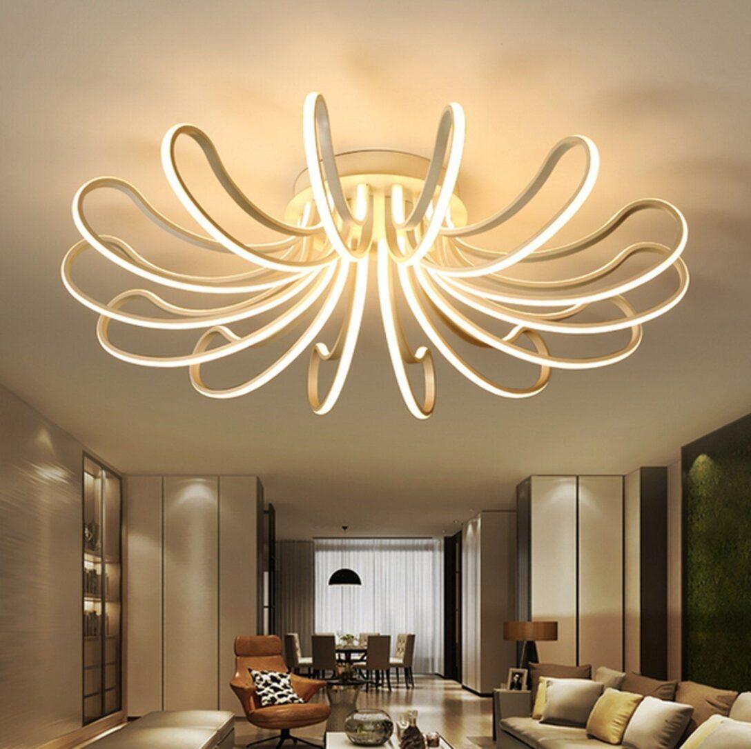 Large Size of Wohnzimmer Led Lampe Waineg Designer Moderne Leddeckenleuchten Vorhänge Deckenlampe Deckenlampen Decke Modern Stehlampe Bilder Xxl Lampen Deckenleuchte Wohnzimmer Wohnzimmer Led Lampe