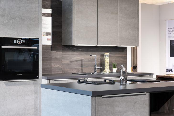Medium Size of Musterkche Alno Cera Kchenschmiede Trier Gmbh Küche Küchen Regal Wohnzimmer Alno Küchen