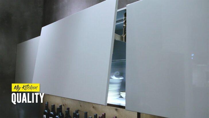 Medium Size of Nolte Küchen Glasfront Kchen Quality Is A Matter Of Detail Youtube Schlafzimmer Küche Betten Regal Wohnzimmer Nolte Küchen Glasfront