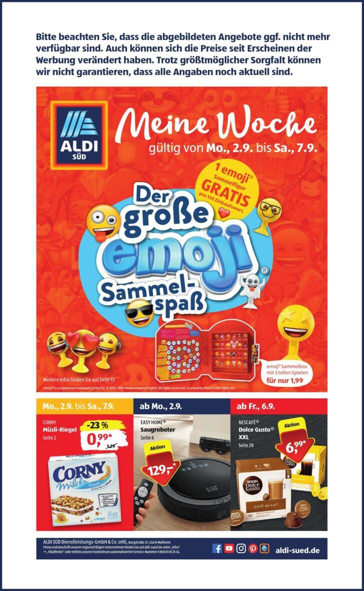 Medium Size of Küchenläufer Aldi Gltigkeit 02092019 07092019 Kw36 Pages 1 36 Text Version Relaxsessel Garten Wohnzimmer Küchenläufer Aldi