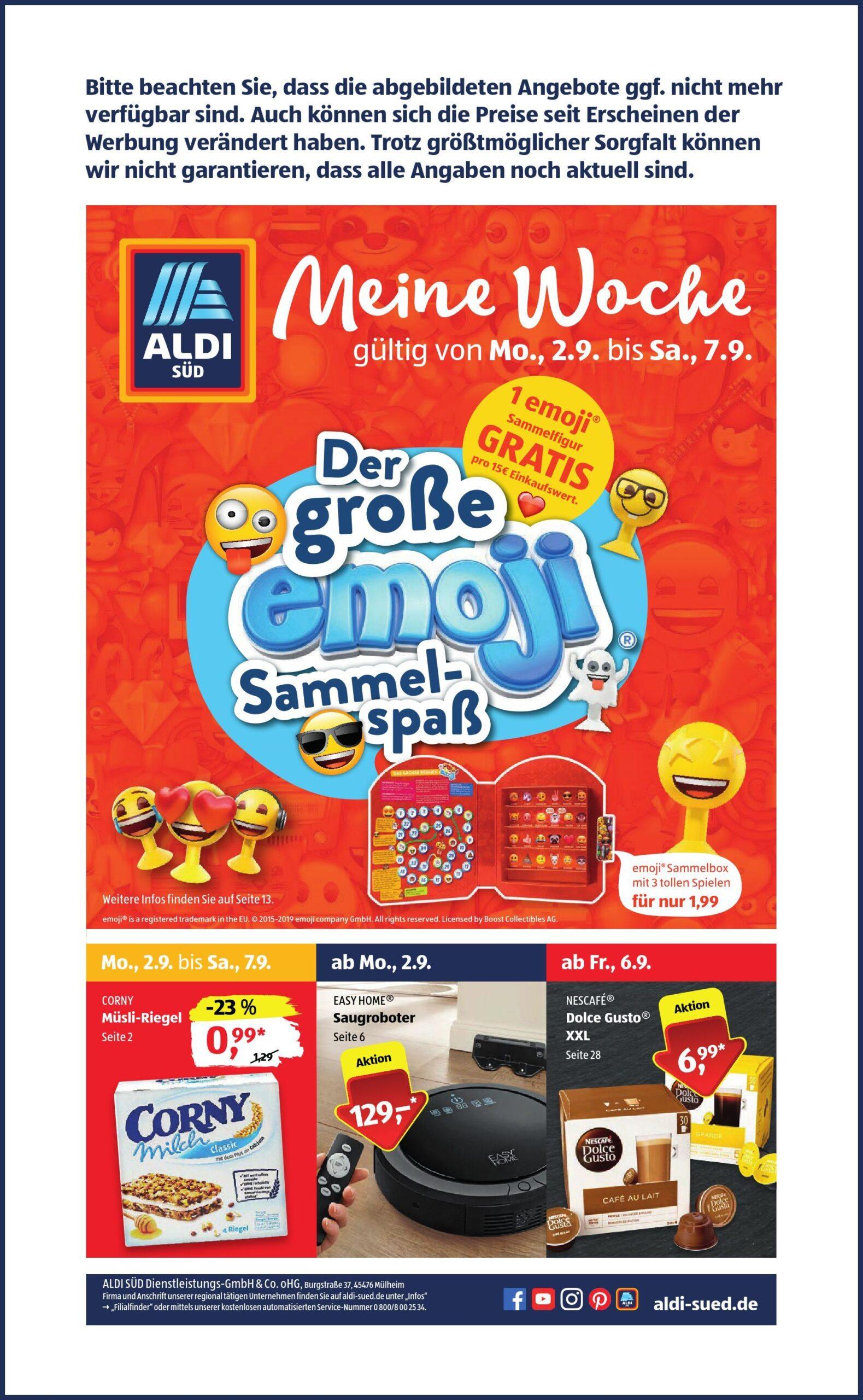 Full Size of Küchenläufer Aldi Gltigkeit 02092019 07092019 Kw36 Pages 1 36 Text Version Relaxsessel Garten Wohnzimmer Küchenläufer Aldi