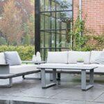 Premium Loungembel Set 3 Teilig Anthrazit Creme Gnstig Garten Loungemöbel Günstig Aluminium Verbundplatte Küche Fenster Holz Wohnzimmer Loungemöbel Aluminium