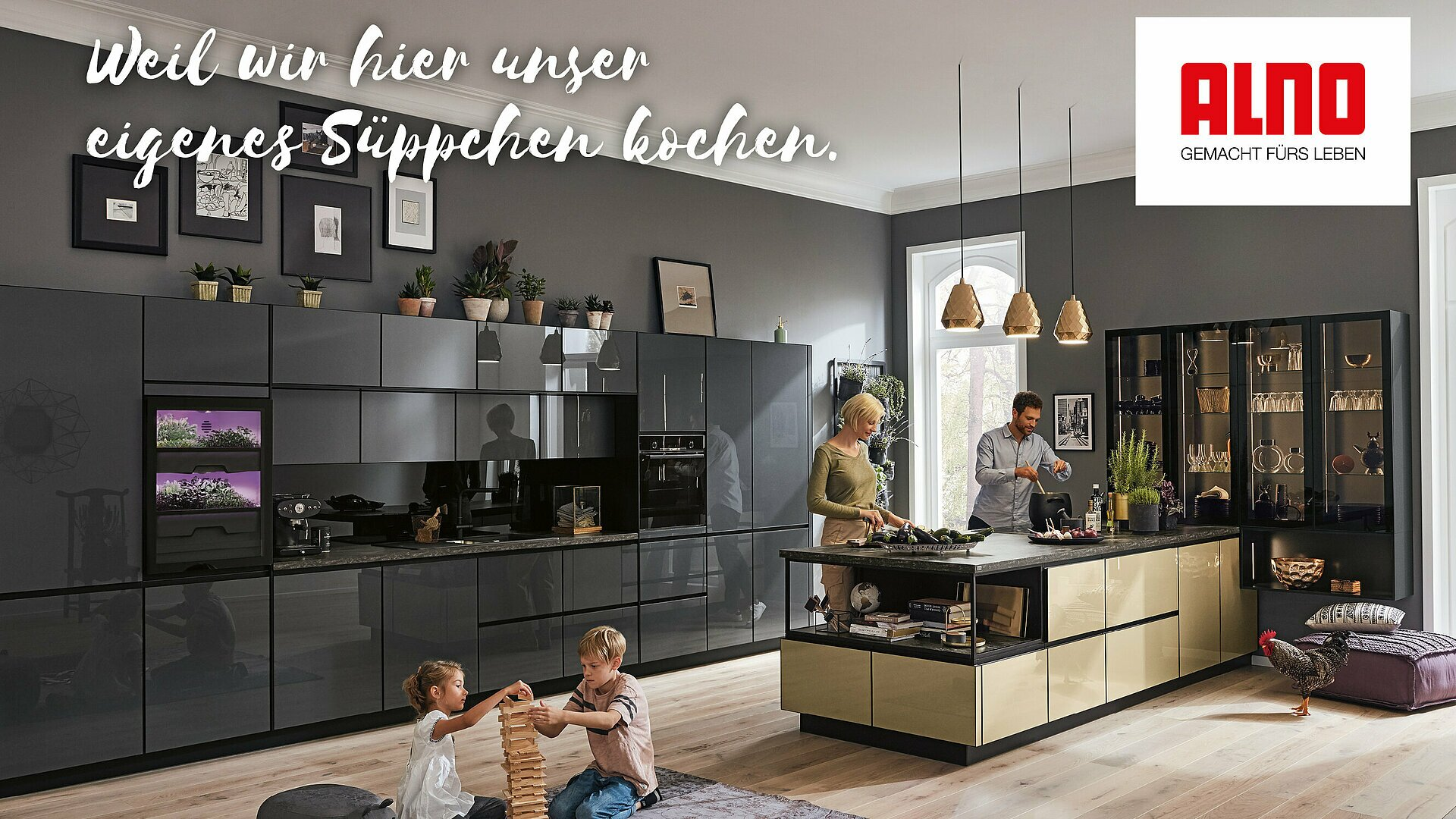 Full Size of Alno Küchen Saint Elmos Marken Sharpen Up Küche Regal Wohnzimmer Alno Küchen