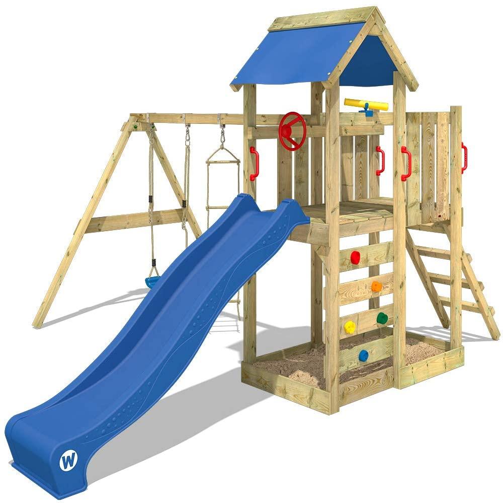 Full Size of Spielturm Abverkauf Spielgert Garten Wickey Multiflyer Kletterturm Inselküche Kinderspielturm Bad Wohnzimmer Spielturm Abverkauf