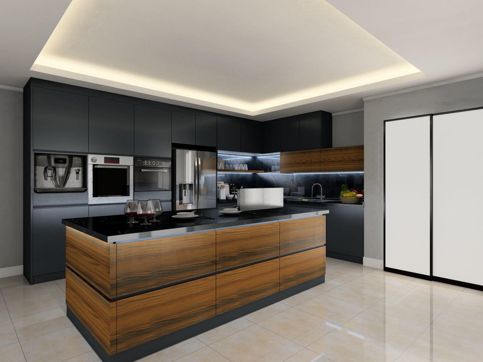 Full Size of Küchenmöbel Kchenmbel Grau Farbe Gemischt Holz Stil Wohnzimmer Küchenmöbel