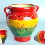 Kräutertopf Keramik Waschbecken Küche Wohnzimmer Kräutertopf Keramik
