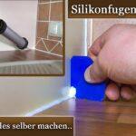 Silikonfugen Erneuern Anleitung Tipps Auch Fr Anfnger Und Fenster Kosten Bad Wohnzimmer Fensterfugen Erneuern