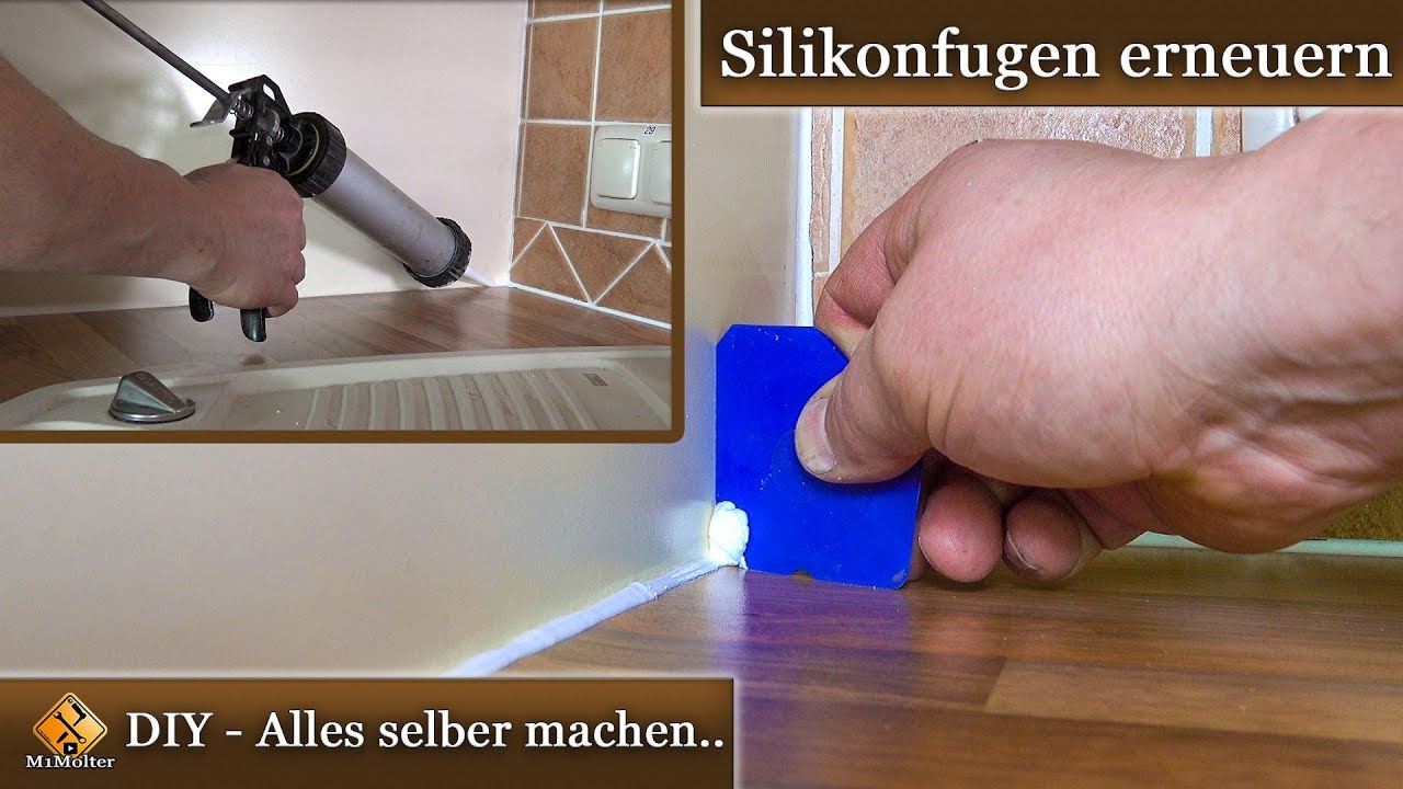 Full Size of Silikonfugen Erneuern Anleitung Tipps Auch Fr Anfnger Und Fenster Kosten Bad Wohnzimmer Fensterfugen Erneuern