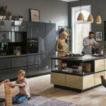 Alno Küchen Wohnzimmer Alno Küchen Saint Elmos Marken Sharpen Up Küche Regal