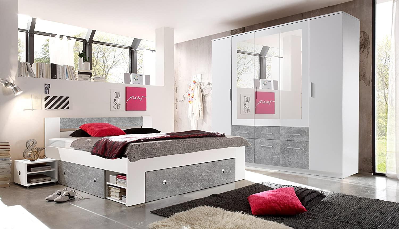 Full Size of Schlafzimmer Komplett 160x200 Bett Set Ruf Betten Fabrikverkauf 140 Rauch Kinder Günstig Günstige 180x200 Bette Badewannen Selber Bauen Weiß 120x200 Wohnzimmer Schlafzimmer Komplett 160x200 Bett
