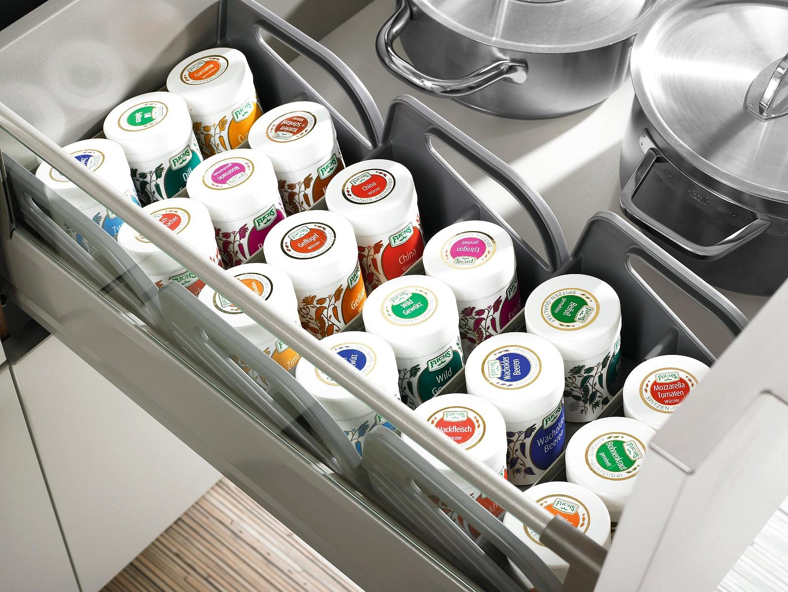 Full Size of Gewürze Schubladeneinsatz Gewrzaufbewahrung So Lagern Sie Ihre Gewrze Richtig Küche Wohnzimmer Gewürze Schubladeneinsatz