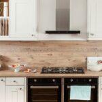 Rückwand Küche Holz Günstige Mit E Geräten Arbeitsplatte Müllsystem Moderne Landhausküche Läufer Spritzschutz Plexiglas Blende Salamander Holzbrett Wohnzimmer Rückwand Küche Holz