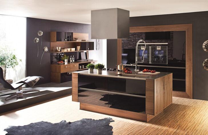 Medium Size of Dunkle Freistehende Küche Wohnzimmer Kücheninsel Freistehend