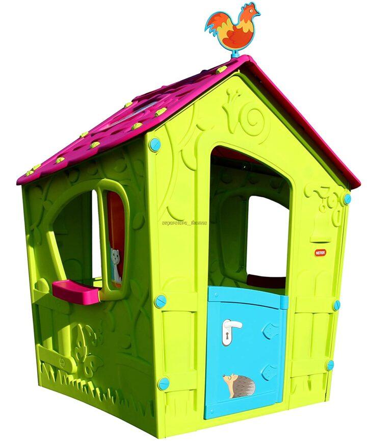 Medium Size of Spielhaus Kinderspielhaus Mit Rutsche Und Tunnel 3in1 Fr Drinnen Bett Kleinkind Regale Kinderzimmer Holzhaus Kind Garten Regal Weiß Sofa Wohnzimmer Gartenhaus Kind