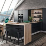 Welcome Express Kchen Wohnzimmer Küchenblende