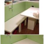 Ikea Hacks Küche Hängeschrank Höhe Griffe Industriedesign Salamander Sofa Mit Schlaffunktion Anthrazit Klapptisch Sitzbank U Form Theke L Wohnzimmer Ikea Hack Sitzbank Küche