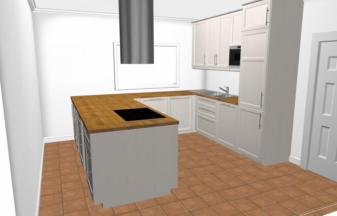 Full Size of Ikea Kochinsel Unsere Kche Von Saskia Betten 160x200 Küche Mit Kosten Kaufen Bei L Sofa Schlaffunktion Modulküche Miniküche Wohnzimmer Ikea Kochinsel