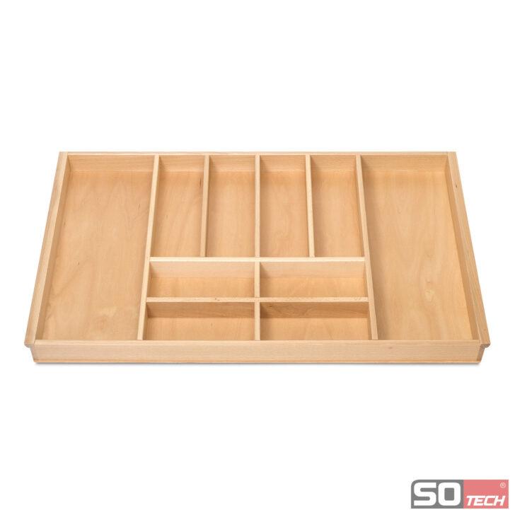 Medium Size of Nobilia Besteckeinsatz Orga Boiii Holz 90 Cm Buche Schubladeneinsatz Küche Einbauküche Wohnzimmer Nobilia Besteckeinsatz