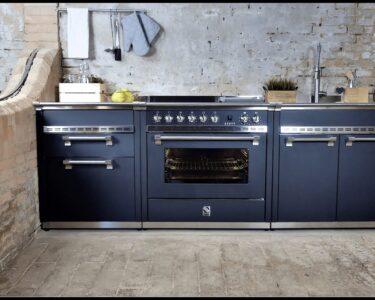 Modulküchen Wohnzimmer Modulküchen Steel Cucine Ascot Standherde Und Modulkchen Range Cooker And