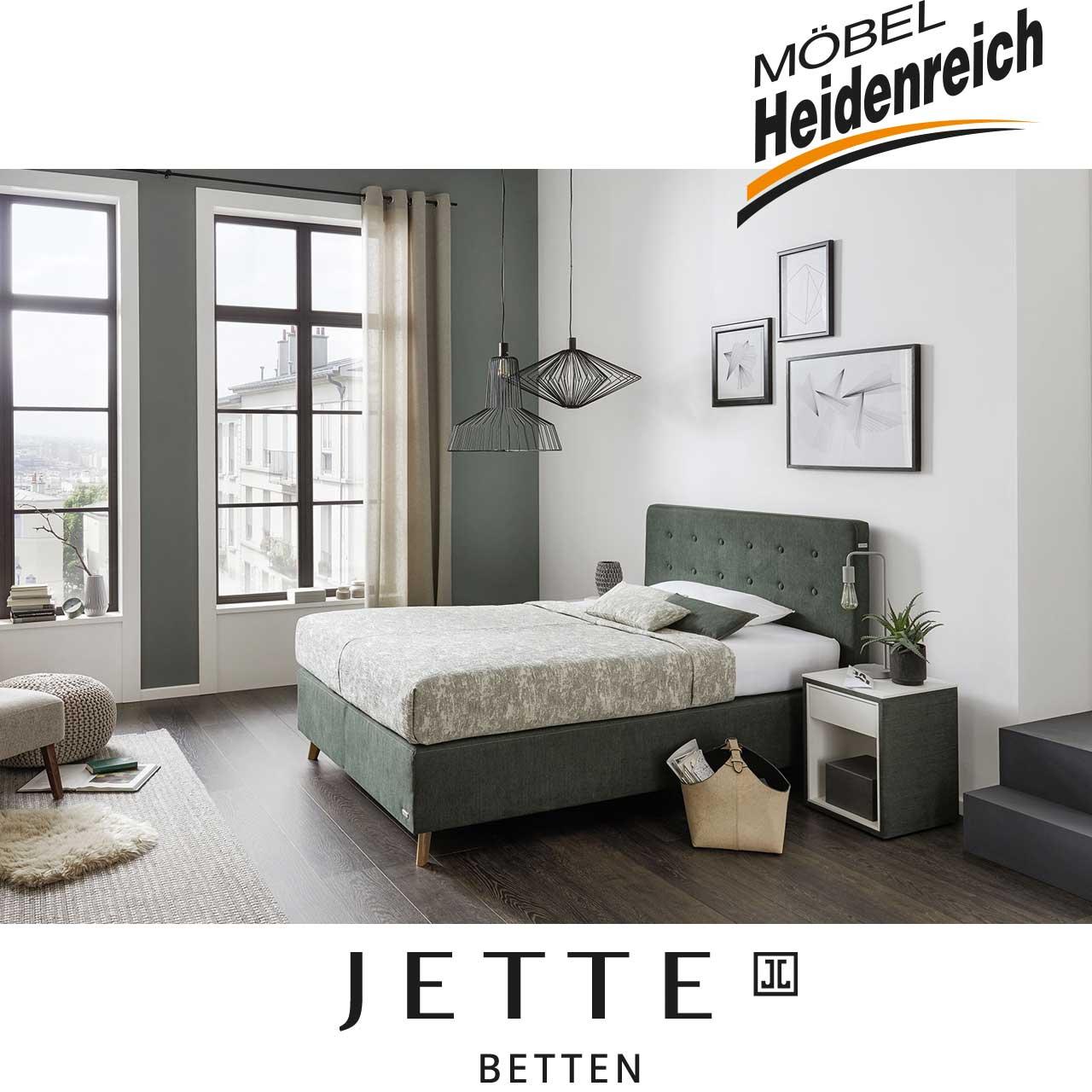 Full Size of Jette Betten 105 Boxspringbett Mbel Heidenreich Bett 200x220 Wohnzimmer Polsterbett 200x220
