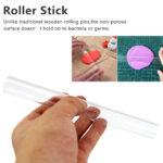 Skulptur Polymer Clay Druck Stick Diy Mini Kche Und Hause Stengel Miniküche Roller Regale Ikea Mit Kühlschrank Wohnzimmer Miniküche Roller