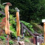 Gartenskulpturen Holz Garten Skulpturen Aus Stein Modern Rostigem Eisen Spielhaus Bett Massivholz Regal Naturholz Altholz Esstisch Bad Unterschrank Holzplatte Wohnzimmer Gartenskulpturen Holz