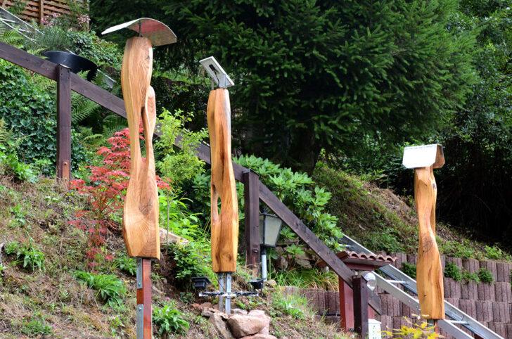 Medium Size of Gartenskulpturen Holz Garten Skulpturen Aus Stein Modern Rostigem Eisen Spielhaus Bett Massivholz Regal Naturholz Altholz Esstisch Bad Unterschrank Holzplatte Wohnzimmer Gartenskulpturen Holz