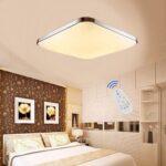 Wohnzimmerlampe Led Deckenleuchte Lampe Dimmbar Farbwechsel Mit Fernbedienung Ikea Wohnzimmerlampen Modern Flackert E27 Bauhaus Rund Verbinden 16 Wohnzimmer Wohnzimmer Led Wohnzimmerlampe