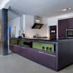 Design Ausstellungskche Rational Onda Mit Steinarbeitsplatte Wohnzimmer Ausstellungsküchen