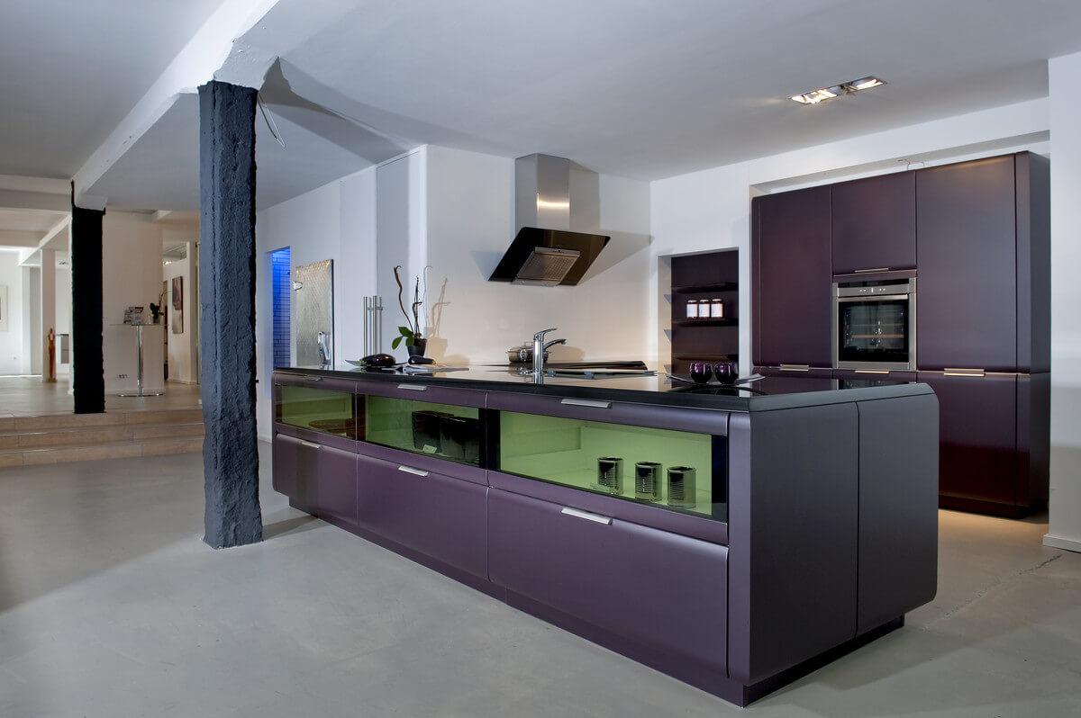 Full Size of Design Ausstellungskche Rational Onda Mit Steinarbeitsplatte Wohnzimmer Ausstellungsküchen