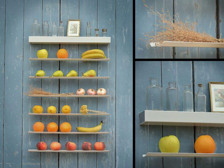 Medium Size of Obst Aufbewahrung Wand Fruitwall Obstregal Zum Aufhngen I Hngekorb Obstschale Wandbilder Schlafzimmer Küche Wohnzimmer Glaswand Dusche Wandfliesen Bad Wohnzimmer Obst Aufbewahrung Wand