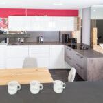 Olina Küchen Wohnzimmer Küchen Regal