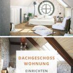 Dachgeschosswohnung Einrichten Tipps Beispiele Kleine Bilder Schlafzimmer Ideen Pinterest Ikea Wohnzimmer Badezimmer Küche Wohnzimmer Dachgeschosswohnung Einrichten