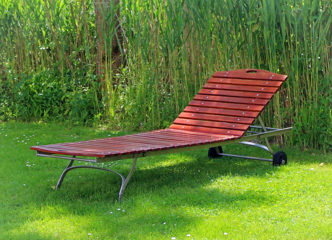 Large Size of Relaxliege Garten Unser Testsieger Beste Gartenliege 2020 Relaxsessel Aldi Wohnzimmer Aldi Gartenliege 2020