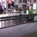 Edelstahl Küche Gebraucht Hochglanz Grau Ohne Elektrogeräte Jalousieschrank Gebrauchte Einbauküche Einzelschränke Oberschränke Ausstellungsstück Wohnzimmer Edelstahl Küche Gebraucht