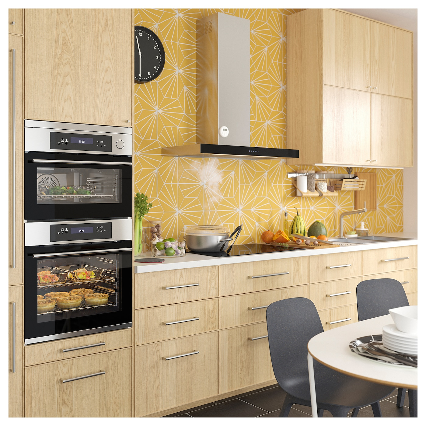 Full Size of Kulinarisk Dampfgarer Edelstahl Ikea Deutschland Edelstahlküche Gebraucht Modulküche Outdoor Küche Holz Garten Wohnzimmer Modulküche Edelstahl