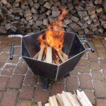 Feuerstelle Garten Eckig Schaukel Für Mini Pool Loungemöbel Holz Kräutergarten Küche Trennwände Feuerstellen Im Bewässerungssysteme Test Gewächshaus Led Wohnzimmer Feuerstelle Garten Eckig