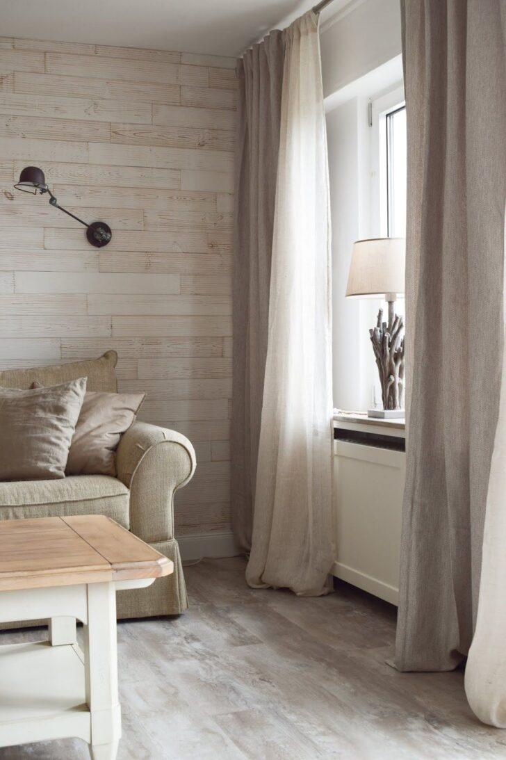 Medium Size of Natrlich Renoviert Und Dekoriert Das Wohnzimmer Ist Fertig Led Lampen Bilder Xxl Stehlampen Relaxliege Deckenlampe Schrankwand Poster Deckenlampen Gardinen Wohnzimmer Edle Gardinen Wohnzimmer