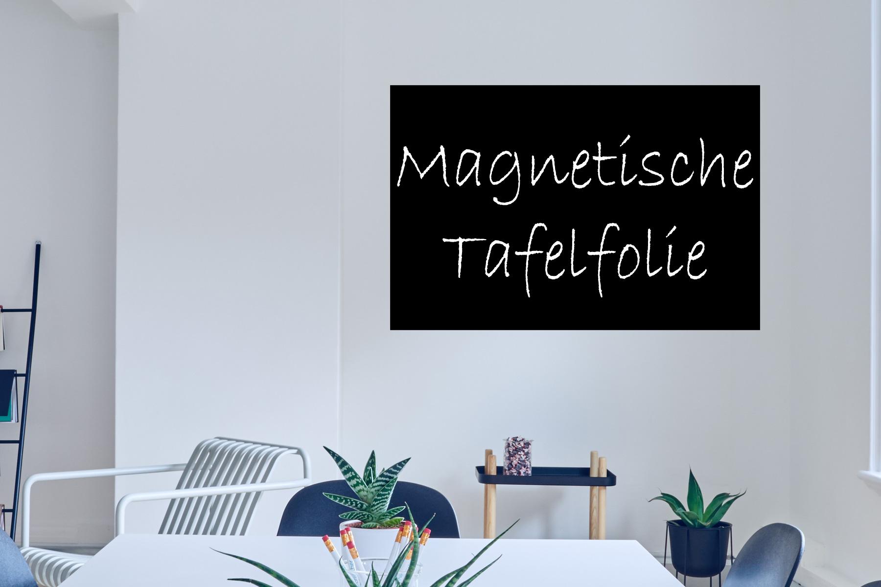 Full Size of Magnetische Tafelfolie Selbstklebend Küche Ohne Oberschränke Müllsystem Amerikanische Kaufen Arbeitstisch Stehhilfe Büroküche Wasserhahn Weisse Wohnzimmer Magnetische Kreidetafel Küche