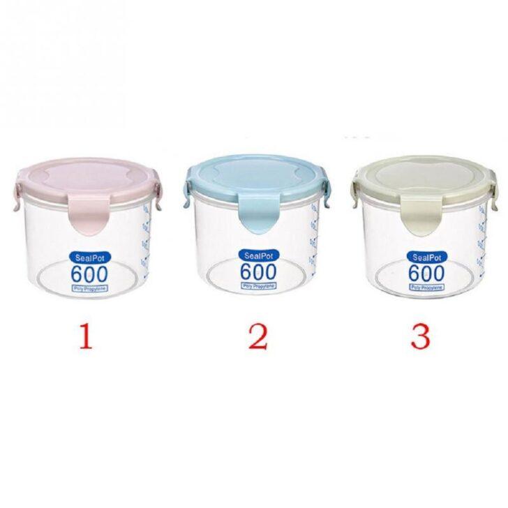 Medium Size of Feuchtigkeitsfeste Transparente Plastik Versiegelte Dose Küchen Regal Aufbewahrungsbehälter Küche Wohnzimmer Küchen Aufbewahrungsbehälter