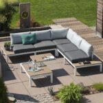 Outliv Loungemöbel Wohnzimmer Outliv Loungemöbel Hamilton Loungeecke 4 Teilig Aluminium Polywood In 2020 Garten Günstig Holz