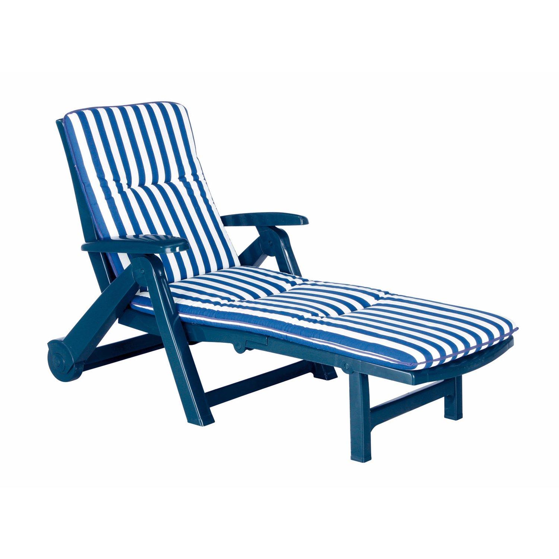 Full Size of Obi Gartenliege Roll Sonnenliege Charleston Blau Inkl Polsterauflage Kaufen Bei Immobilien Bad Homburg Nobilia Küche Regale Einbauküche Immobilienmakler Wohnzimmer Obi Gartenliege