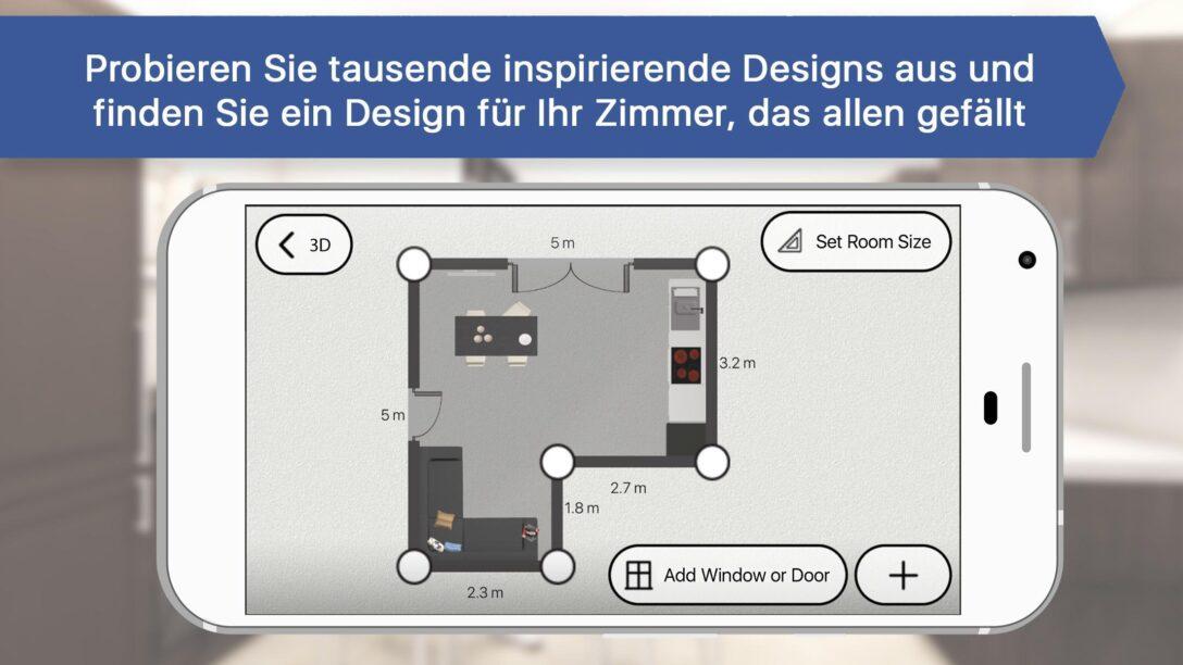 Large Size of 3d Kchenplaner Fr Ikea Kche Planen Und Design Android Küche Billig Küchen Regal Singleküche Mit E Geräten L Elektrogeräten Buche Pantryküche Kühlschrank Wohnzimmer Mobile Küche Ikea