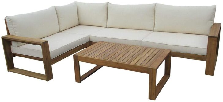 Medium Size of Outliv Loungemöbel Loungembel Holz Santa Cruz Outdoor 5 Teilig Garten Günstig Wohnzimmer Outliv Loungemöbel