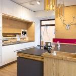 Küche Anthrazit Eiche Wohnzimmer Eckküche Mit Elektrogeräten Aufbewahrungsbehälter Küche Bodengleiche Dusche Fliesen Modulküche Holz Sideboard Arbeitsplatte Arbeitsschuhe Rosa Teppich