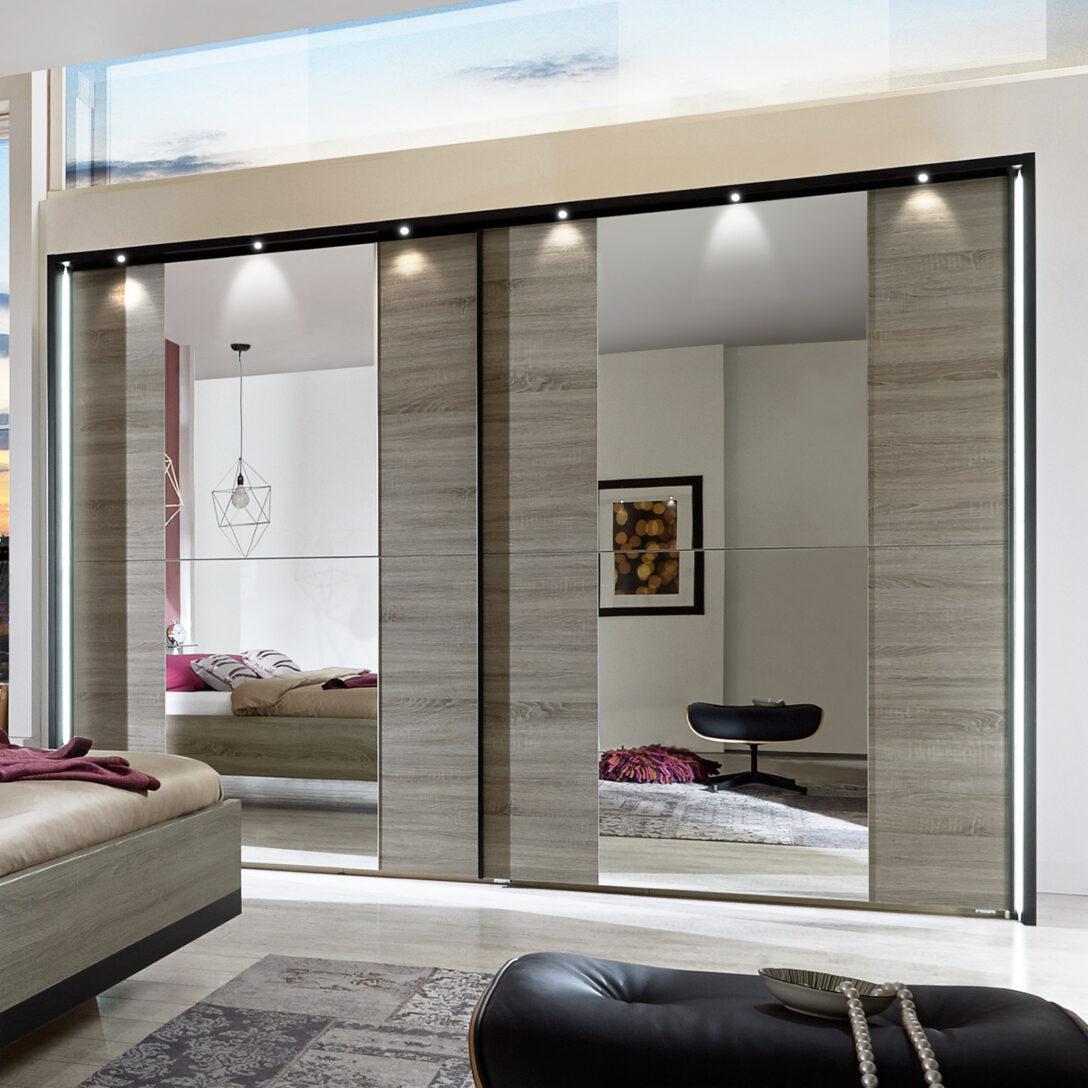 Large Size of Moderner Schlafzimmerschrank Mit Schiebetren Und Spiegel Korba Wohnzimmer Schlafzimmerschränke