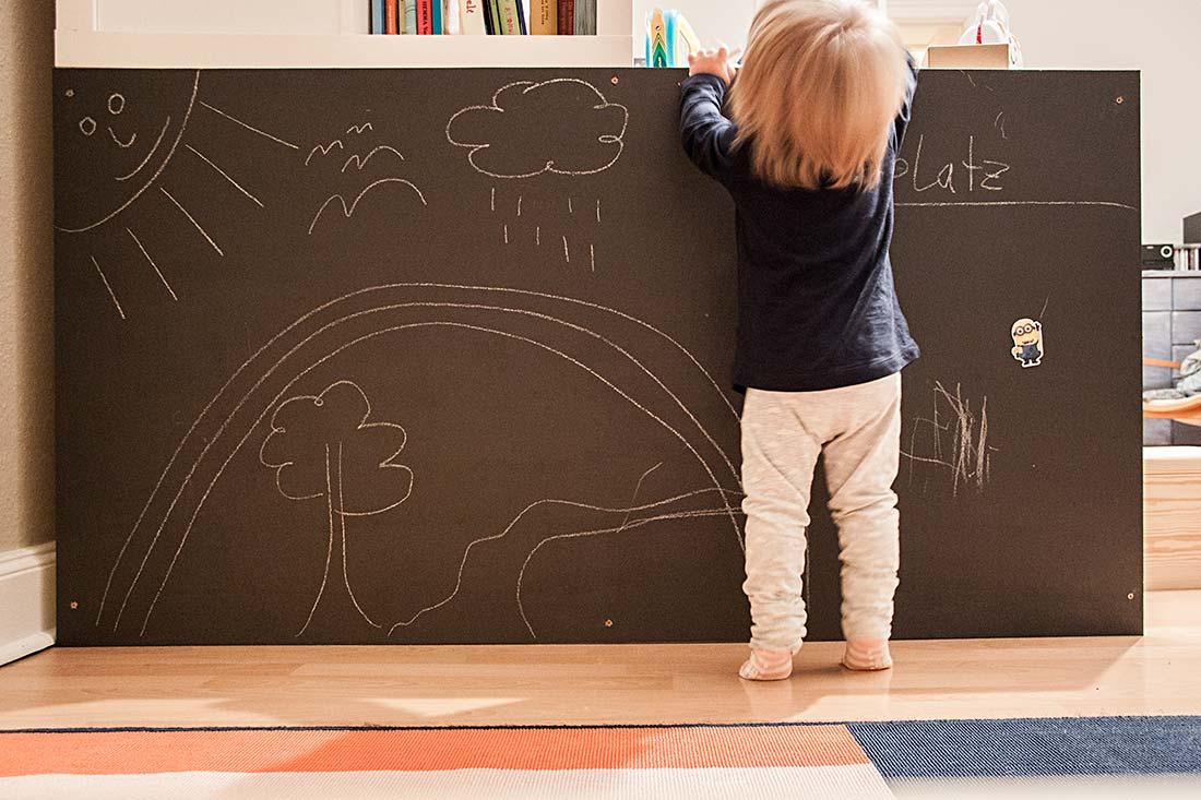 Full Size of Kreidetafel Ikea Eine Magnettafel Im Eigenbau Der Mannufaktur Kinderbereich Miniküche Küche Kosten Modulküche Sofa Mit Schlaffunktion Betten Bei Kaufen Wohnzimmer Kreidetafel Ikea