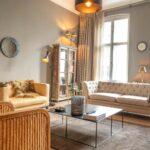 Dachgeschosswohnung Einrichten Wohnzimmer Dachgeschosswohnung Einrichten 7 Tipps Fr Vermieter Eine Mblierte Wohnung Badezimmer Küche Kleine