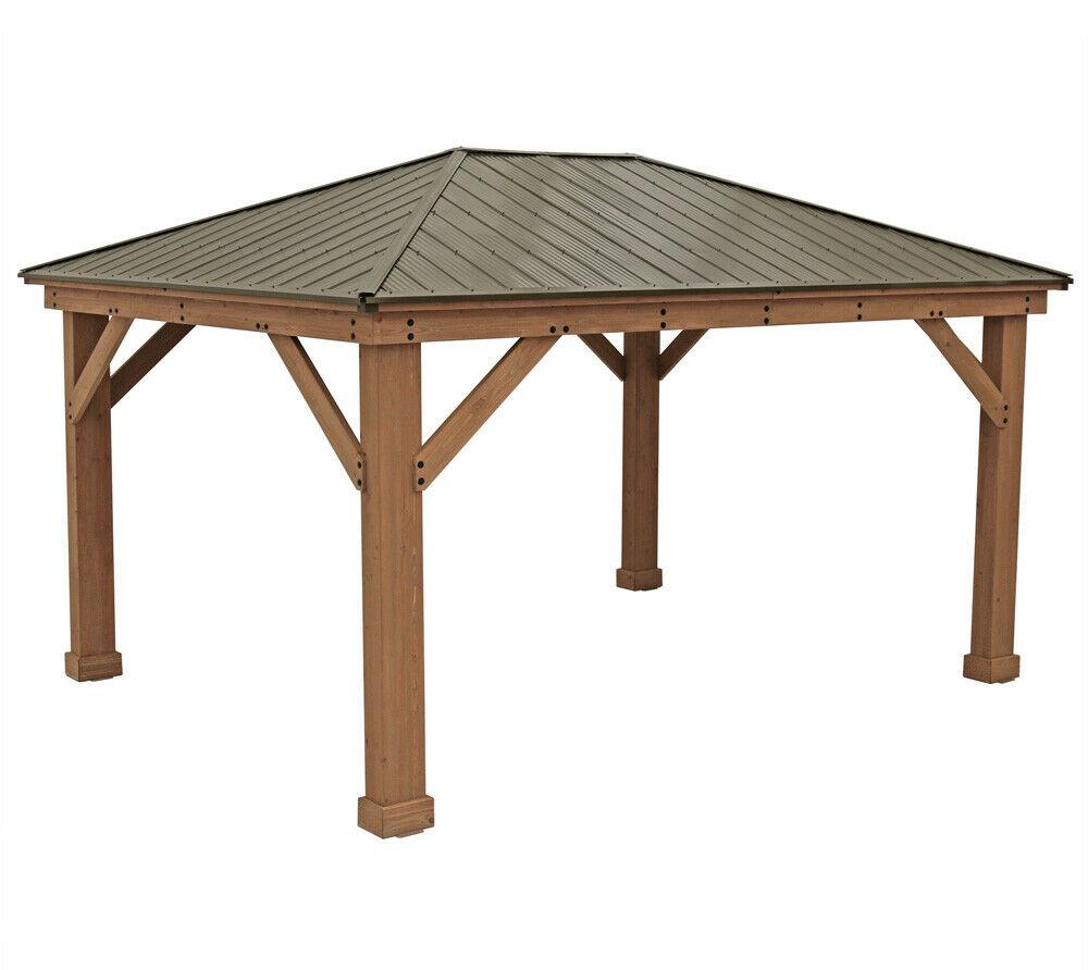 Full Size of Holz Pergola Modern Pavillon Devon 12x12 Gartenlaube Altholz Esstisch Massivholz Betten Bett 180x200 Regal Weiß Alu Fenster Tapete Küche Holzhäuser Garten Wohnzimmer Holz Pergola Modern